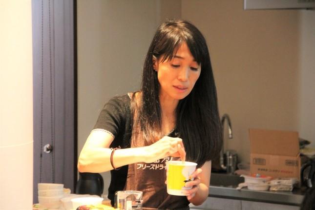 講師担当は食品マーケティング部の鈴木章子さん