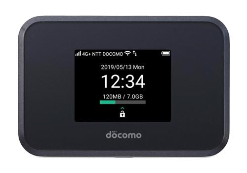 付属のクレードルを使えばPCと有線LAN接続も