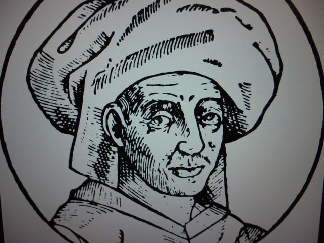 ジョスカン・デ・プレの肖像