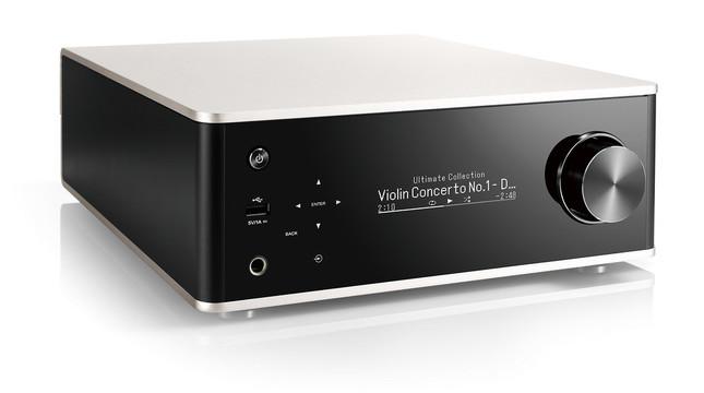 デジタルオーディオ時代の音楽ソースに幅広く対応