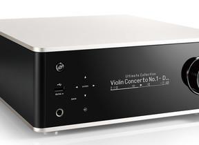 音楽ストリーミング再生、ハイレゾ音源にも対応 プリメインアンプ