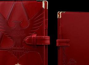 「機動戦士ガンダム シャア専用手帳」2020年版 B6サイズで