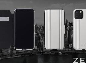 「ZERO HALLIBURTON」とコラボ iPhone 11と11 Pro向けケース