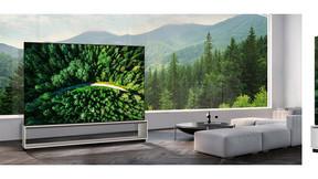 世界初の8K有機ELテレビ 「漆黒」や生命感あふれる色彩表現