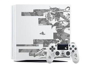 「ペルソナ5 ザ・ロイヤル」コラボの「PS4 Pro」 オリジナルデザイン刻印