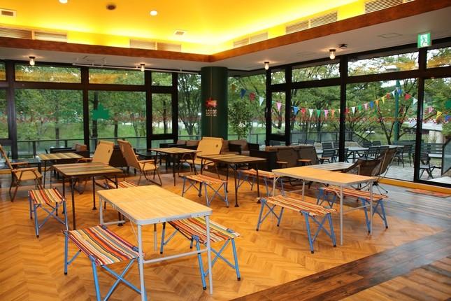 「アイリスイン城陽」2階・ロゴスカフェ