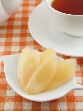 リンゴ風味の新生姜が登場