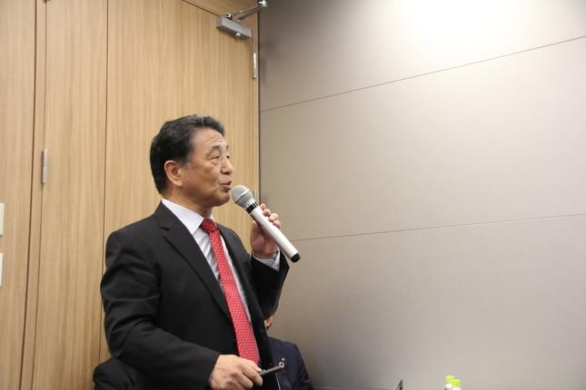 星薬科大学薬物依存研究室特任教授・名誉教授の鈴木勉氏