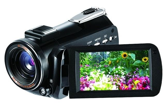 手にしやすい価格、4K動画が撮影できる