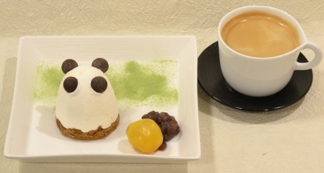 大人気のパンダカフェがロングランで開かれる