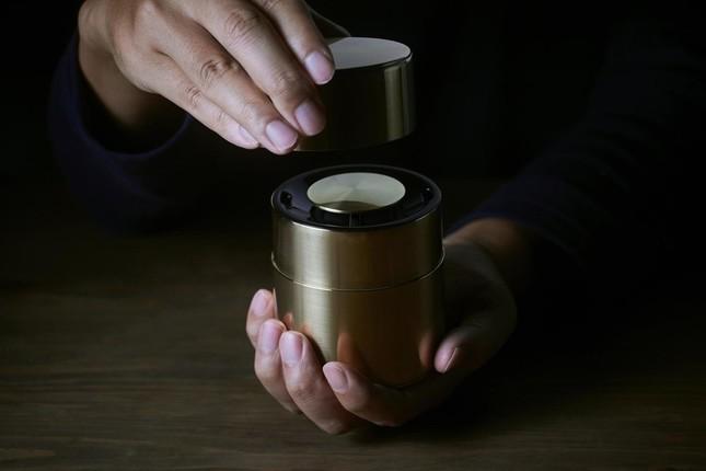 手のひらに茶葉の香りが広がるように高音質が響きわたる