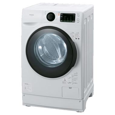 アイリスオーヤマがドラム式洗濯機に本格参入