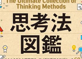 アイデア発想の手助けとなる60パターンの思考法紹介