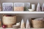 脱プラスチックキッチンツール 自立タイプ登場で保存はもちろん調理までできる