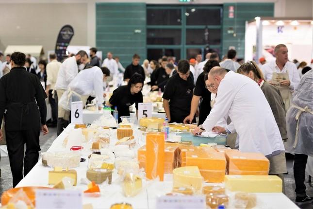 世界各国のチーズが集結した「World Cheese Awards 2019」