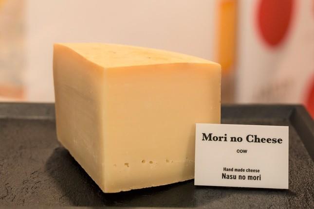 日本勢唯一のベスト16に選ばれた「森のチーズ」