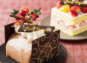 パティシエ特製 選べるクリスマスケーキ付きプラン