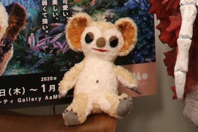 コアラによく似た姿の宇宙怪獣「ムクムク」