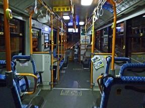 バスで「席譲ってくれ」と言われたらどうする?