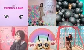 2019年8月に東京・原宿で開催された「東京タピオカランド」の様子