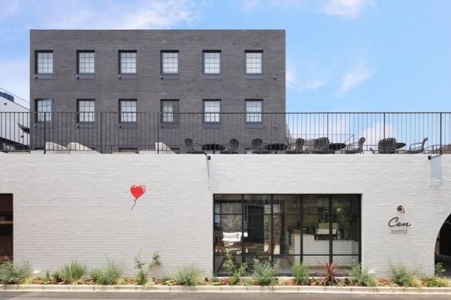 「CEN DIVERSITY HOTEL&CAFE」(画像)内のカフェにオープン