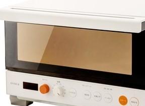 1分でトーストが焼き上がるオーブントースター