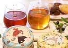 「となりのトトロ」に「魔女の宅急便」 ジブリの人気キャラがオリジナルのお茶に