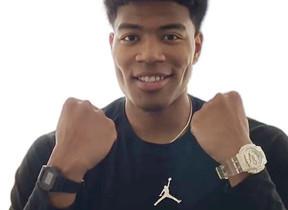 「小さい頃からの憧れ」 NBA八村塁「G-SHOCK」とグローバルパートナーシップ契約