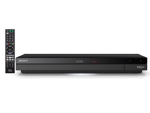 内蔵HDD容量で選べる6機種をラインアップ