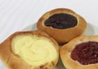 粒あん、ジャム、クリームがギッシリ 具材が総重量の6割占めるパン