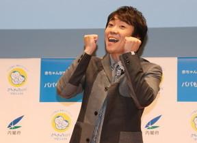 元体操のお兄さん「さんきゅうパパ」広報大使に 小林よしひささん「全力子育て」宣言