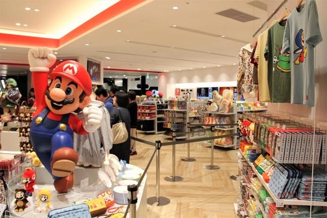 渋谷パルコ6階の「Nintendo TOKYO」
