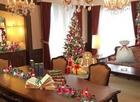 スイートルームがお菓子の家に 「ショコラのおうち」もプレゼント