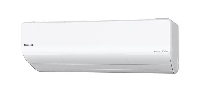 「ナノイーX」が内部を清潔に保つ 室外機は猛暑にも強い