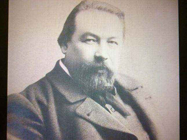 イッポリトフ=イワーノフ若き頃の肖像