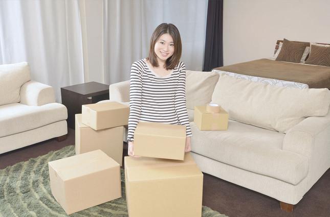 引っ越しと不要品整理がワンストップで叶う「フリマ引越」
