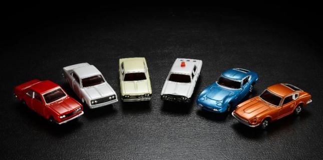 現在の仕様で蘇る6台の名車たち