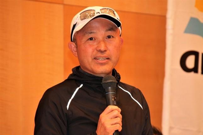 プロランニングコーチ・金哲彦さん