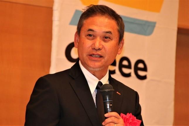 元サッカー女子日本代表監督・佐々木則夫さん