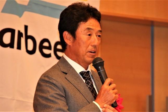 プロゴルファー・芹澤信雄さん