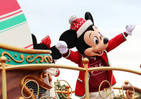「ディズニー・クリスマス」今年もすごいぞ ランドとシーのここが見どころ