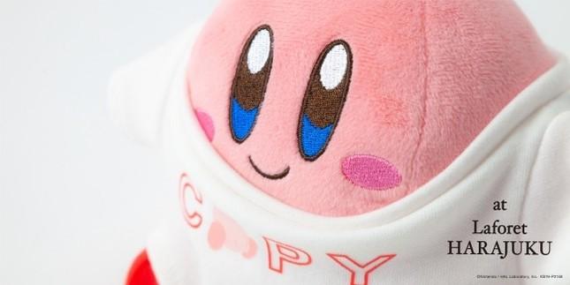 おしゃれなカービィがラフォーレ原宿に (c)Nintendo / HAL Laboratory, Inc.
