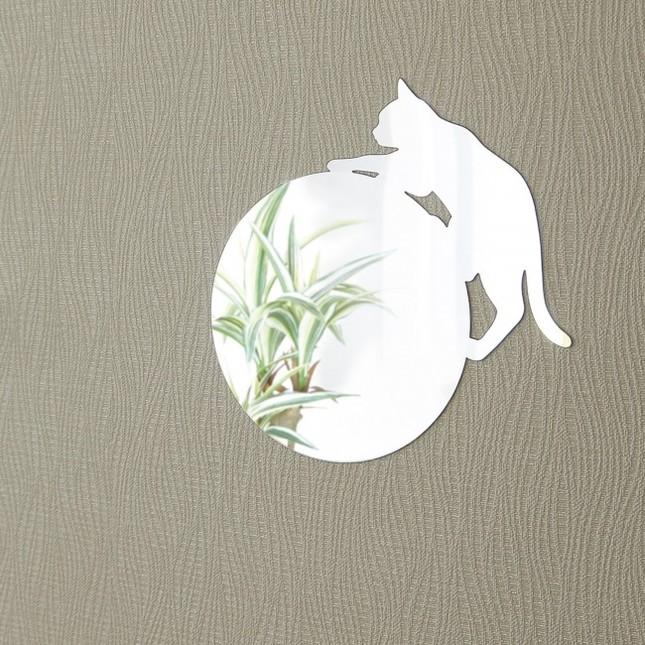 猫のミラー