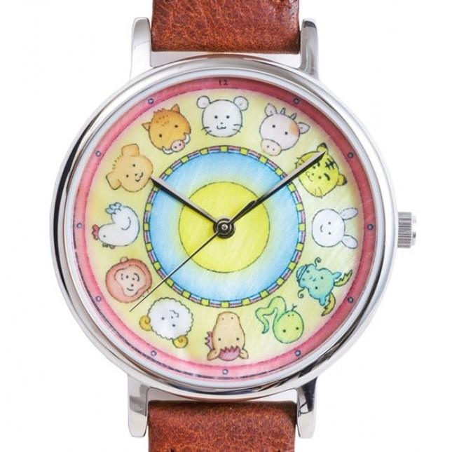 ピエール・ラニエ×さくらももこ限定コラボ干支腕時計