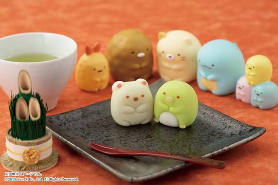 「食べマスすみっコぐらし」380円(税抜)