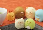 アニメ映画が大ヒット「すみっコぐらし」が和菓子に 「しろくま」と「ぺんぎん?」