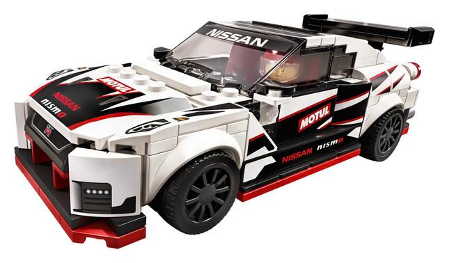 日本を代表する現代のスーパーカーが「レゴ」に