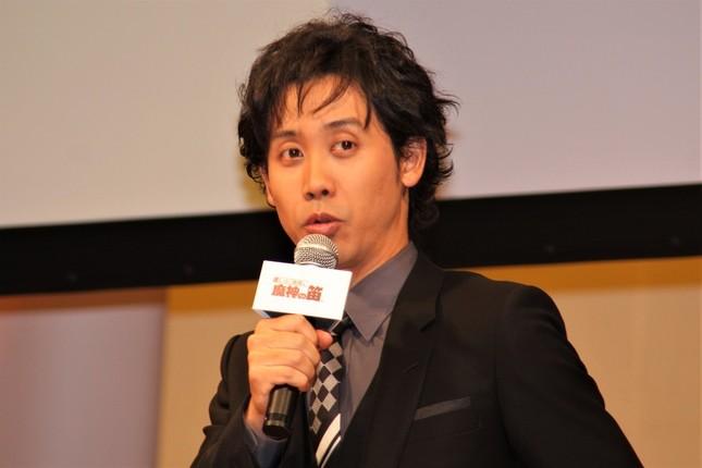 水曜どうでしょうに出演する大泉洋さん(2009年撮影)