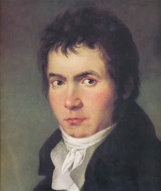 1808年の大規模なチャリティーコンサートの数年前、おそらく1804~5年頃のベートーヴェンの肖像画