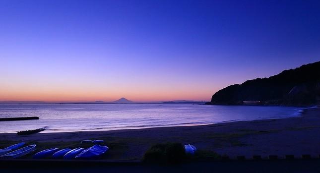 東京湾と富士山を望む好立地